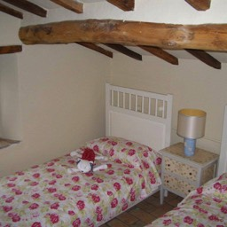 Casa Annabella: The second bedroom, suitable for children