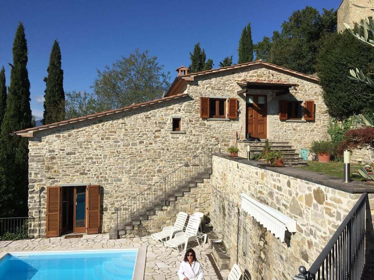 Il Castelletto: The perfect rural getaway in Tuscany, sleeps 6
