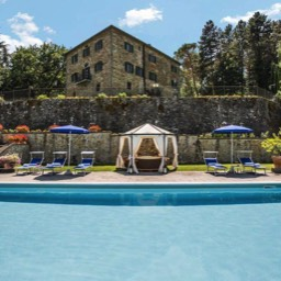 Palazzo Rosadi: Luxury holiday villa, sleeps ten, Monterchi, Tuscany