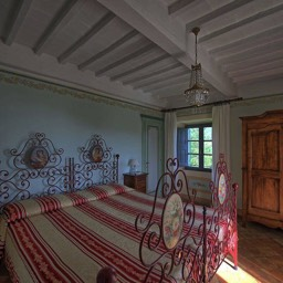 Palazzo Rosadi: Plenty of typical Tuscan character remains in this fully restored villa