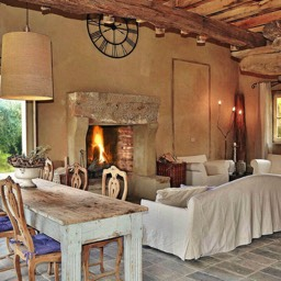Tobacco Loft: An artists paradise, a designers dream, an architects home, Anghiari, Tuscany
