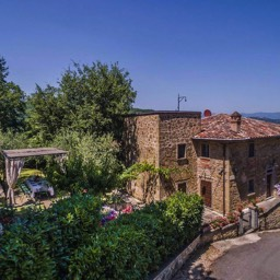 Torre del Cielo: The fully restored holiday home with swimming pool, Monterchi, Tuscany